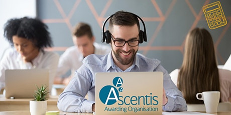 Ascentis Maths Skills Quality Assurance Webinar tickets