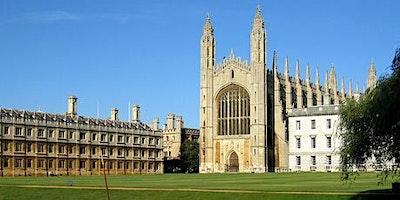 Virus Safe Outdoor Cambridge Treasure Hunt