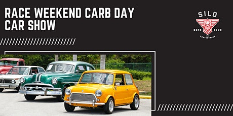 Race Weekend Carb Day Car Show @SILO Auto Club and Conservancy tickets