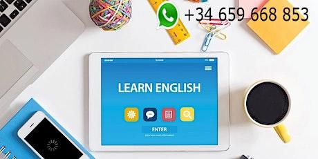 Curso online de Inglés para acreditación A2 entradas