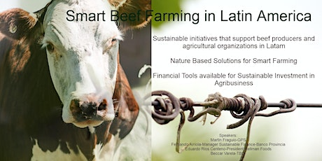 Smart Beef Farming in Latin America tickets