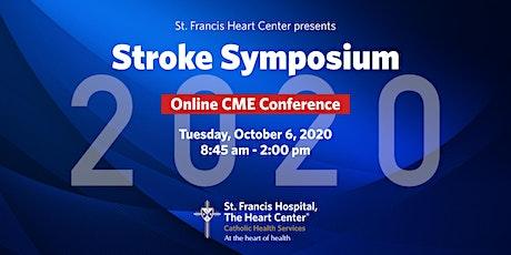 October VIRTUAL  Stroke Symposium tickets