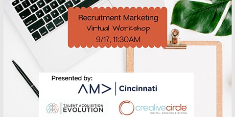 How to Establish a Marketing Recruitment Foundation for Success tickets