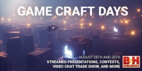 B&H Game Craft Days tickets