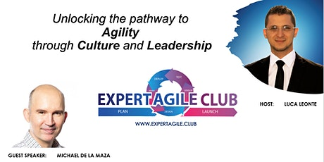 Unlocking the pathway to Agility through Culture and Leadership tickets