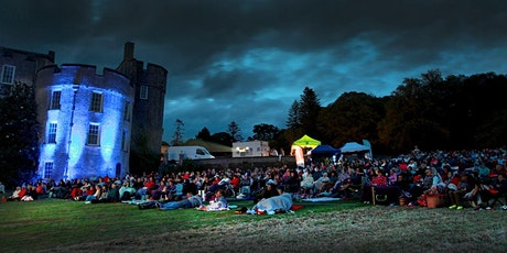Taking your Cinema Outdoors – with Darkened Rooms and invited guests tickets