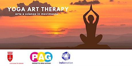 Yoga Art Therapy biglietti