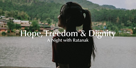 Hope, Freedom and Dignity: A Night with Ratanak tickets