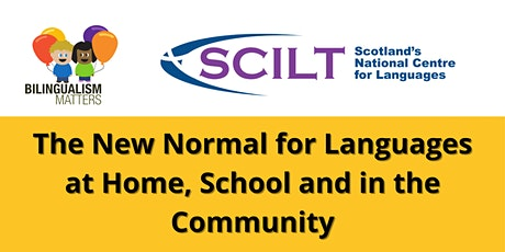The New Normal for Languages at Home, School and in the Community tickets