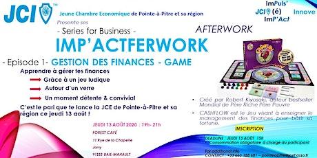 Imp'ActferWork  - Gestion des finances - GAME billets