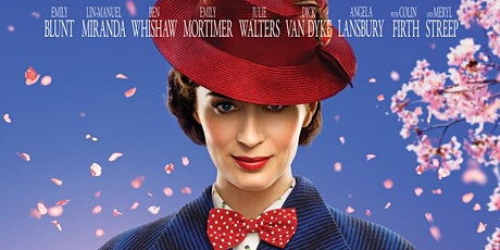 Staines-upon-Thames Open Air Cinema MARY POPPINS RETURNS tickets