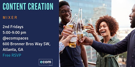 Content Creation Happy Hour tickets