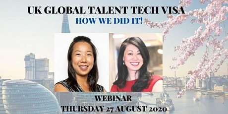 How We Did It - UK Global Talent Tech Visa tickets