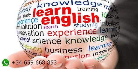 Curso online de Inglés para acreditación B2 entradas