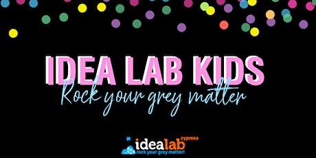 Open House  - Idea Lab Kids Cypress tickets