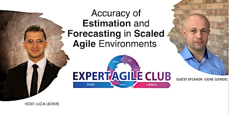 Accuracy of Estimation and Forecasting in Scaled Agile Environments tickets