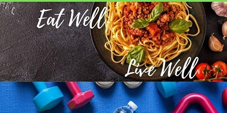 Eat Well Live Well tickets