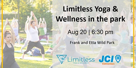 Limitless Yoga & Wellness  in the Park tickets