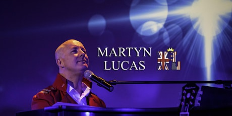 Arts Dynamics Fundraiser Event with Martyn Lucas - World Piano Man tickets