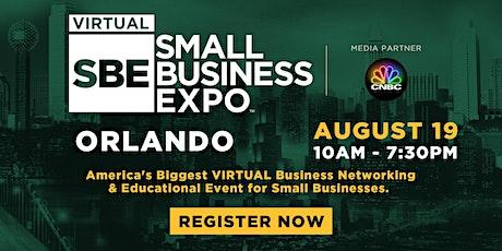 Orlando Virtual Small Business Expo 2020 tickets