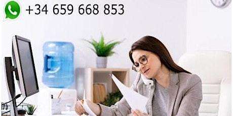 Curso online de Inglés para secretarias-os entradas