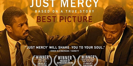 """Movie on the Lawn: """"Just Mercy"""" tickets"""