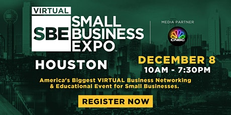 Houston Virtual Small Business Expo 2020 tickets