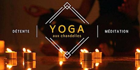 Grande détente aux chandelles [Yoga + Méditation] tickets