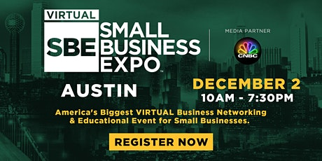 Austin Virtual Small Business Expo 2020 tickets