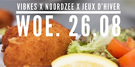 VIBkes After Work ☼ Noordzee ☼ Jeux d'Hiver tickets
