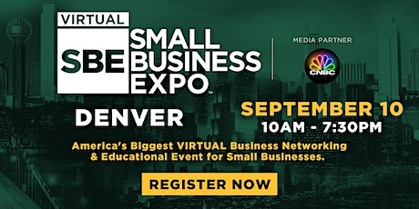 Denver Virtual Small Business Expo 2020 tickets