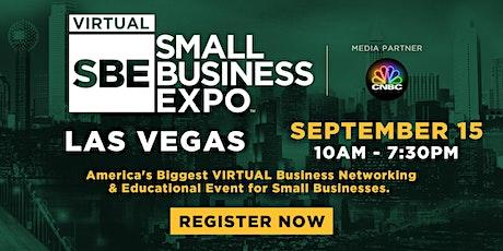 Las Vegas Virtual Small Business Expo 2020 tickets