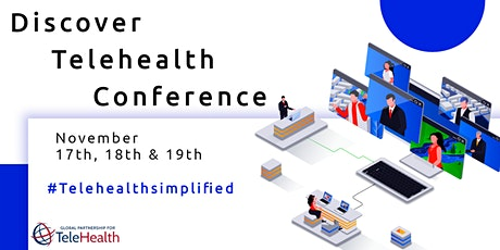 Discover Telehealth Virtual Conference tickets