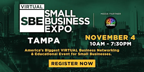 Tampa Virtual Small Business Expo 2020 tickets