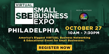 Philadelphia Virtual Small Business Expo 2020 tickets