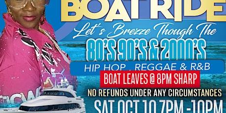 Jeninfusedcakes Ol Skool Boatride tickets