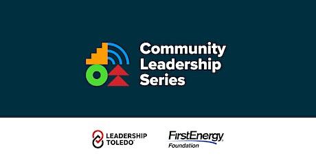 Community Leadership Series: Max Lambdin tickets