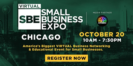 Chicago Virtual Small Business Expo 2020 tickets