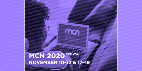 MCN 2020 VIRTUAL tickets