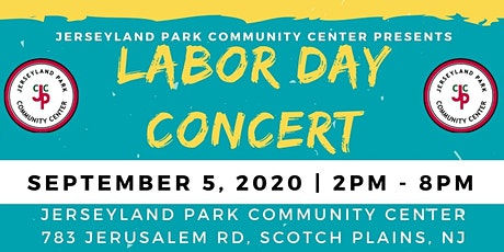 JLPCC Labor Day Weekend Outdoor Concert tickets