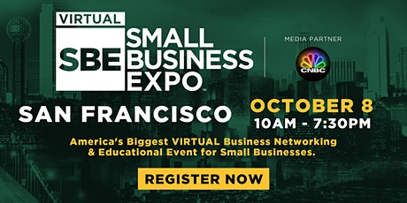 San Francisco Virtual Small Business Expo 2020 tickets