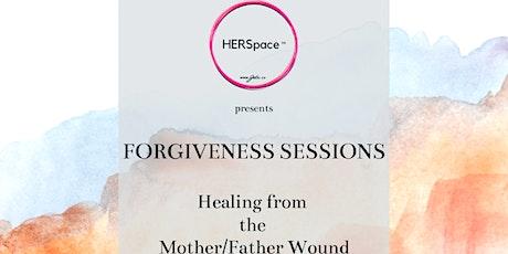 Forgiveness Process tickets