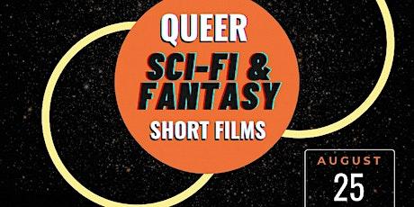 Queer Sci-fi & Fantasy Shorts Program - Virtual Screening tickets