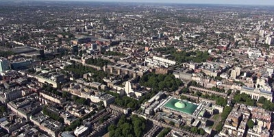 Virus Safe Outdoor Bloomsbury London Treasure Hunt