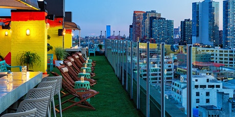 "LABOR DAY 9/7  @ ""SAVANNA ROOFTOP"" - NYC SKYLINE & WATER VIEWS! tickets"