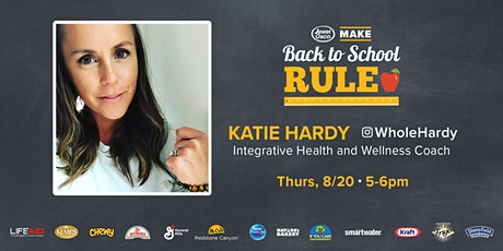 Back to School Virtual with @WholeHardy tickets