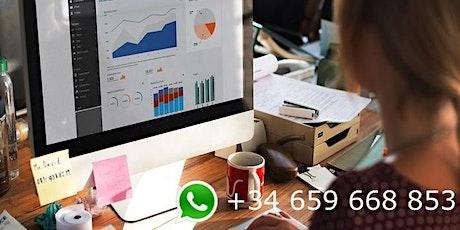 Curso online de Excel Financiero entradas
