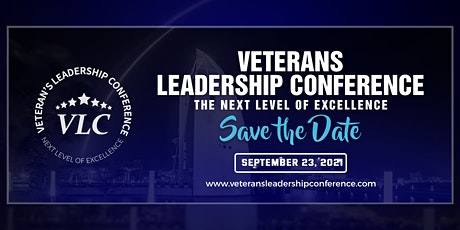 VETERANS LEADERSHIP CONFERENCE tickets