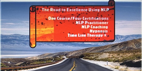 NLP Training Course - Four Certifications tickets