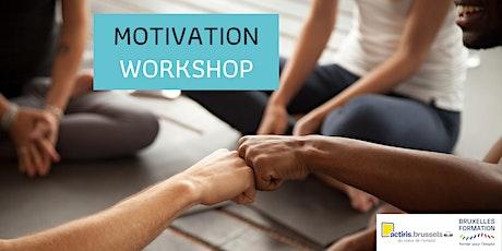 Motivation Workshop - BeCode Brussels tickets